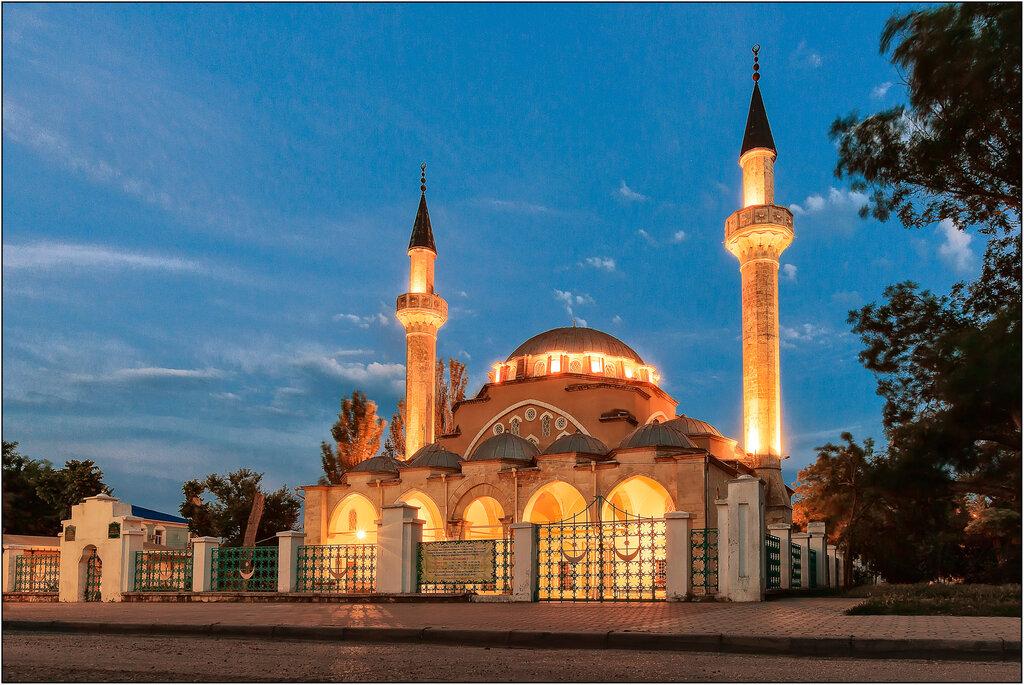 мечеть — Джума Хан-Джами — Евпатория, фото №2