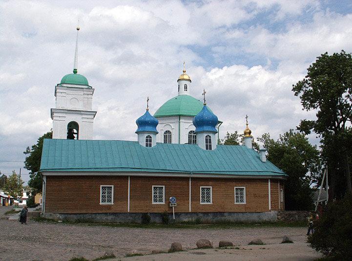 монастырь — Свято-Успенский Псково-Печерский монастырь — Печоры, фото №8