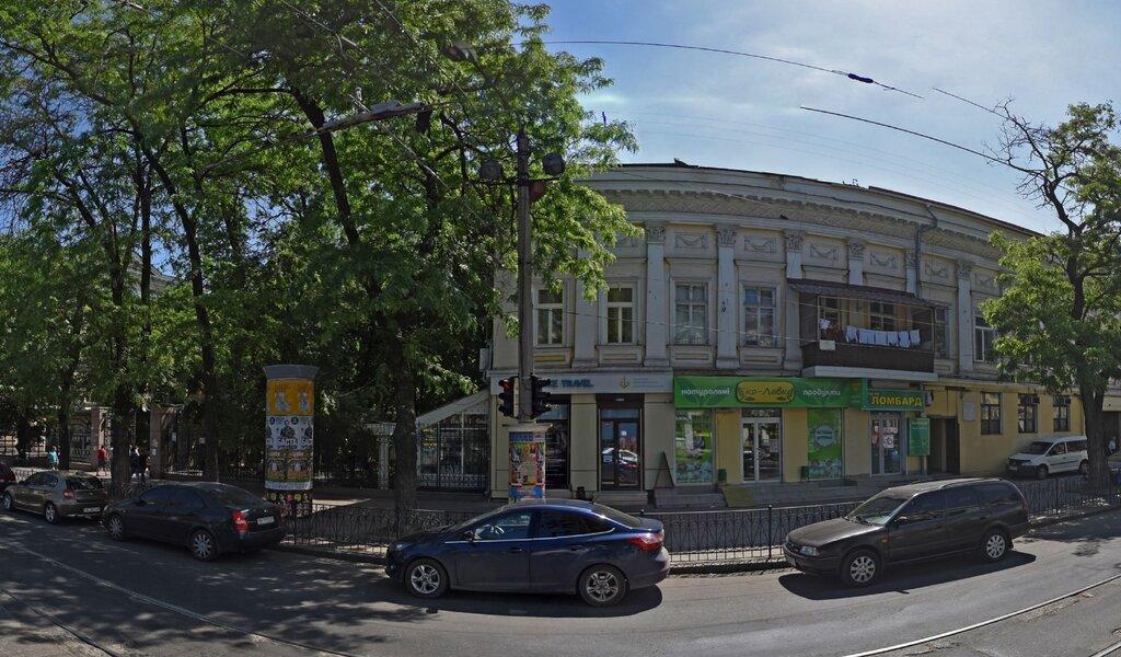 Панорама пиццерия — StarPizzaCafe — Одесса, фото №1