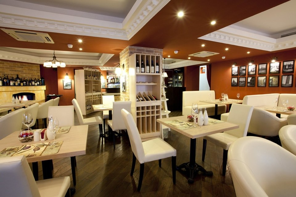 ресторан — Casa Di Mosca — Москва, фото №4