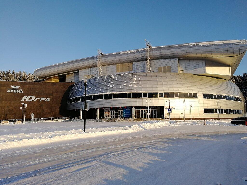 стадион — Открытый стадион Югра-Атлетикс — Ханты-Мансийск, фото №1