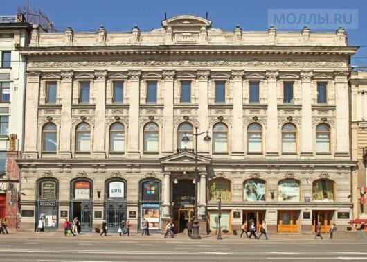 бизнес-центр — Бутик-офис-центр Пассаж — Санкт-Петербург, фото №1