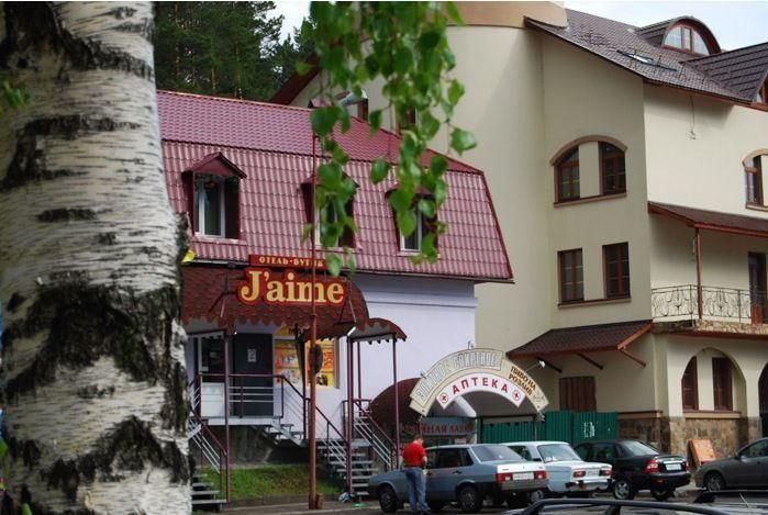 Отель-бутик J'aime