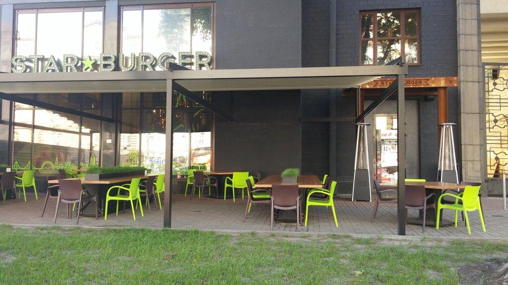 ресторан — Star burger — Київ, фото №1