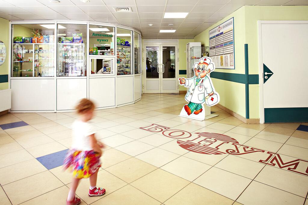 детская больница — Бонум — Екатеринбург, фото №3