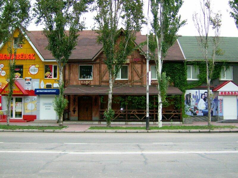 Гостиница Башня