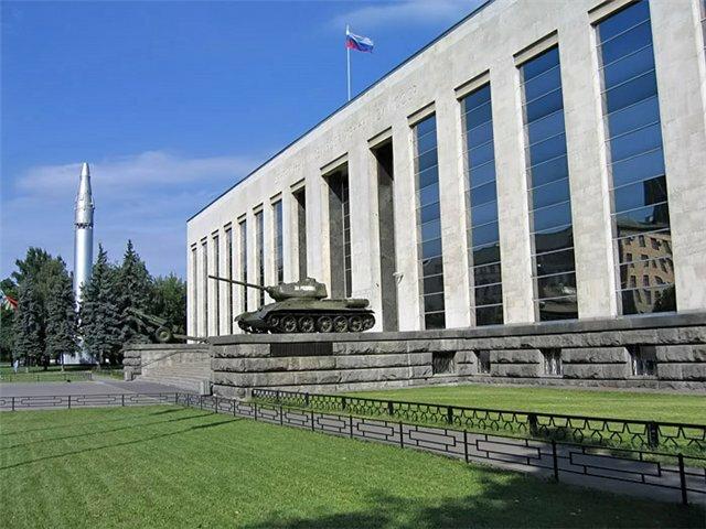музей — Центральный музей Вооружённых Сил Российской Федерации — Москва, фото №2