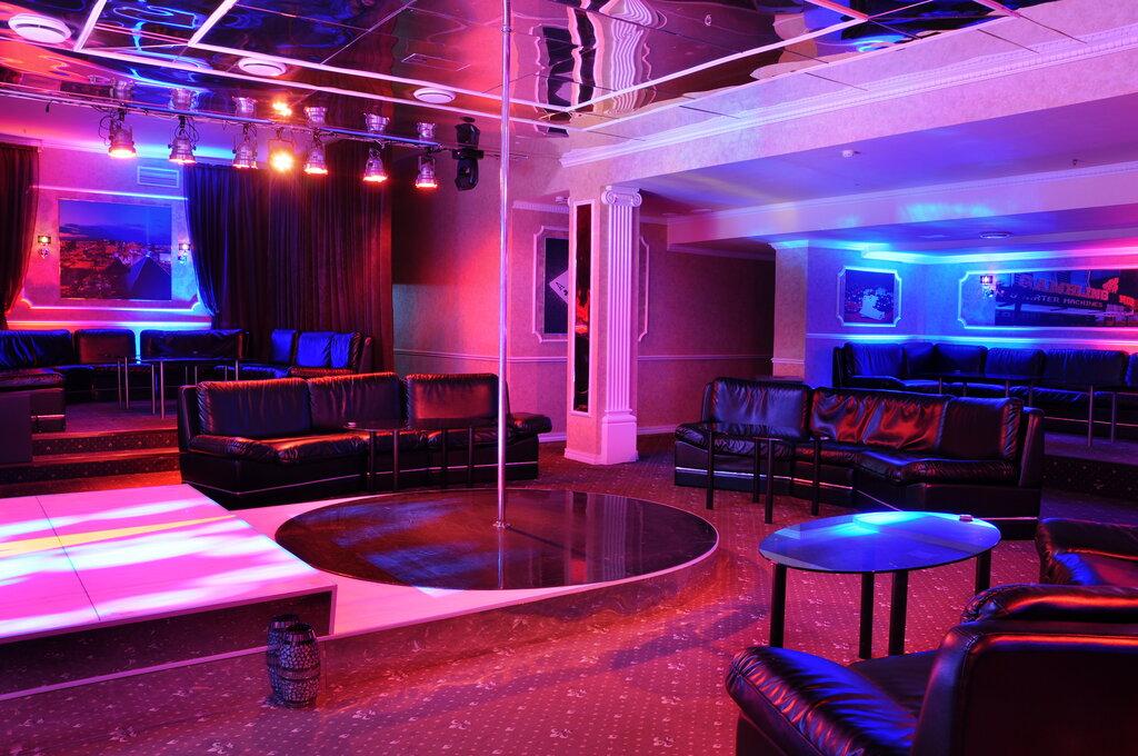 ночной клуб — Стриптиз-клуб «Roxbury» — Москва, фото №9