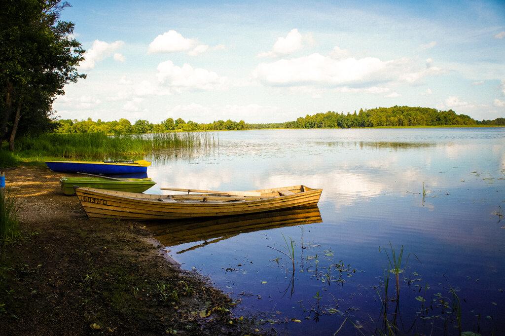 Браславские озера фото туристов