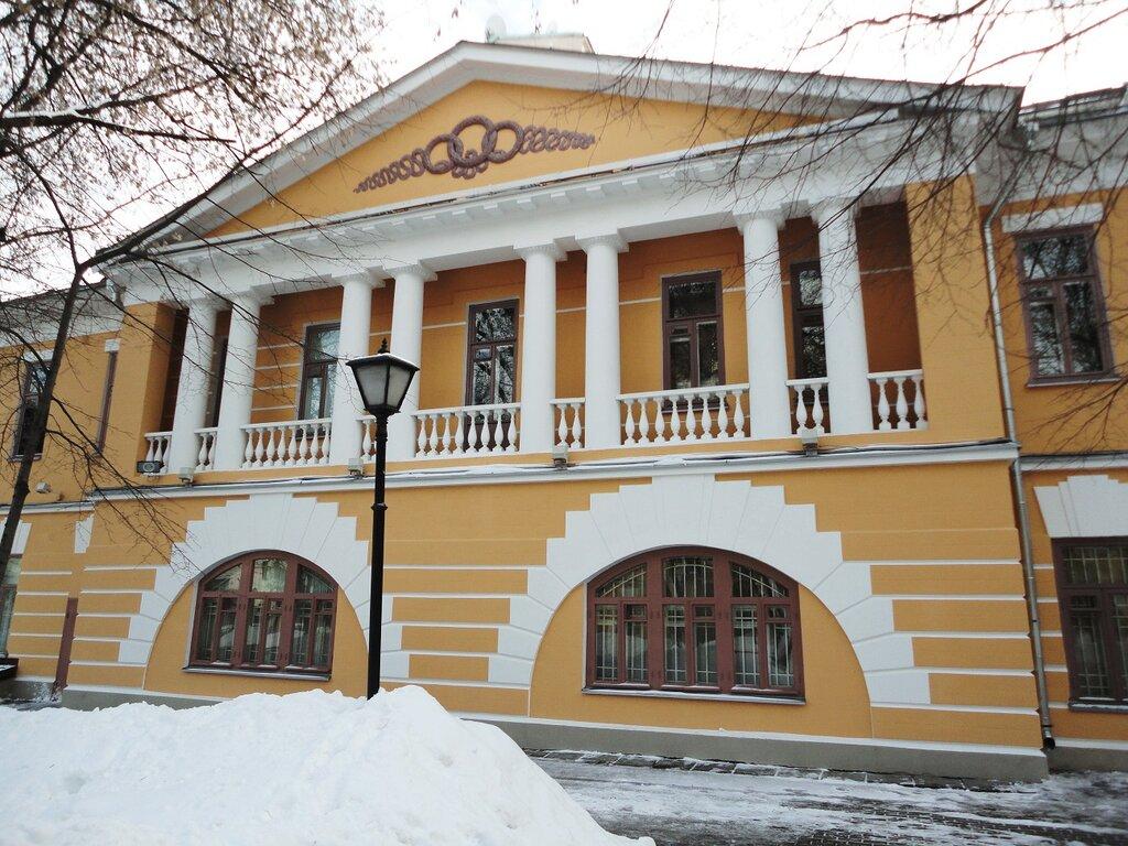 библиотека — Дом Н.В. Гоголя — Москва, фото №1