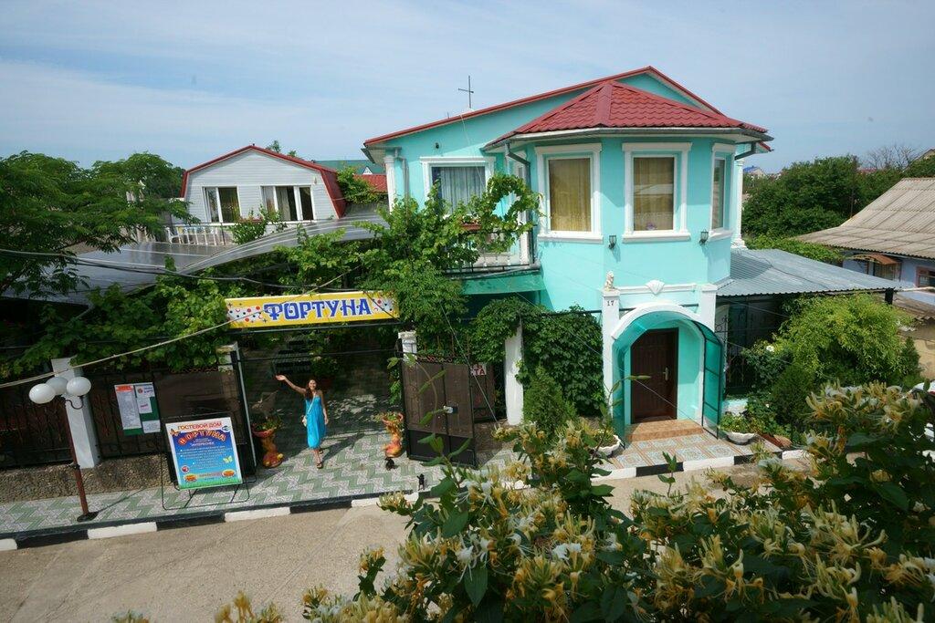 гостиница — Фортуна — Республика Крым, фото №1