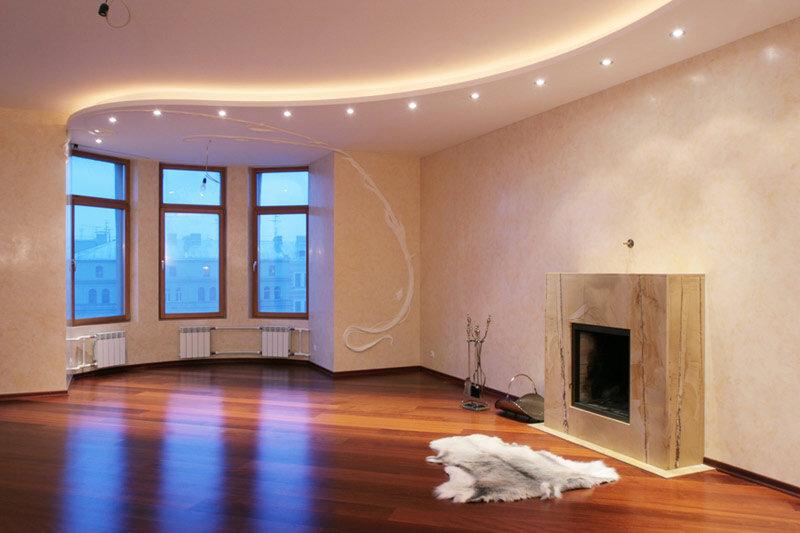 Отделка ремонт квартир смотреть фото
