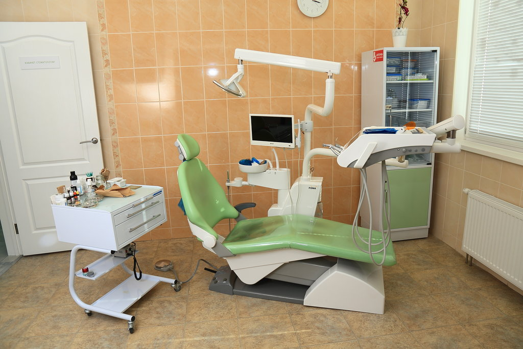 стоматологическая клиника — Валеодент — деревня Большой Тростенец, фото №2