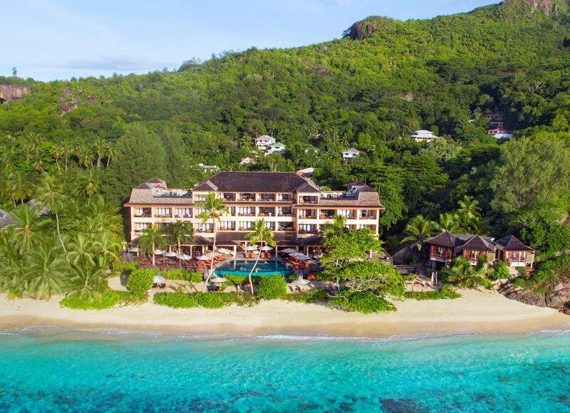 Double Tree Hilton Seychelles Allamanda