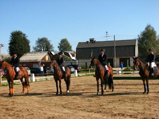 конный клуб — Орловское — Москва и Московская область, фото №1