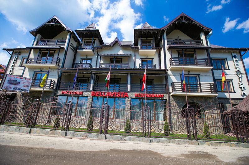 Гостиница Bella Vista