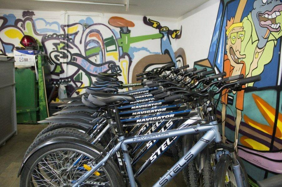 прокат велосипедов — ВелоСтанция — Санкт-Петербург, фото №2