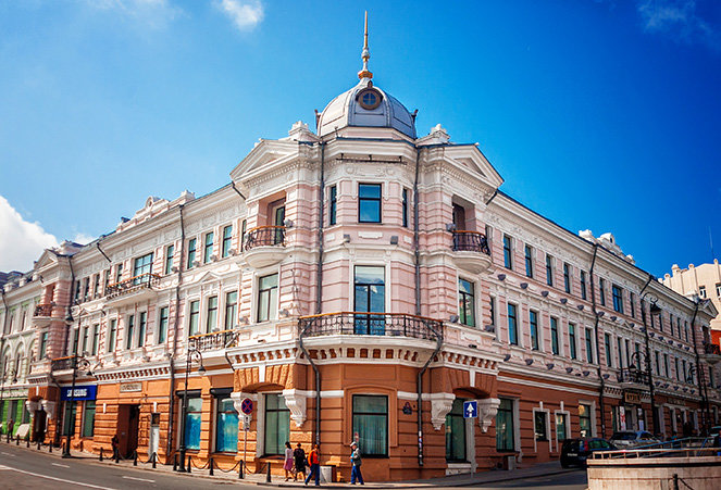 музей — Музей истории Дальнего Востока имени В.К. Арсеньева — Владивосток, фото №2