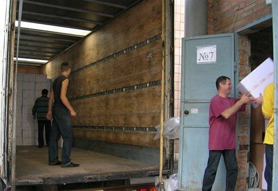 автомобільні вантажні перевезення — Вантажоперевезення Запоріжжя — Запоріжжя, фото №2