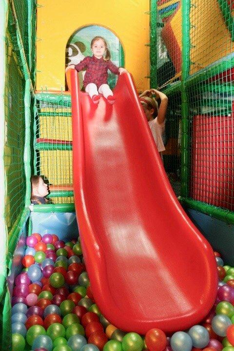 организация и проведение детских праздников — Детский семейный развлекательный клуб Краски — Новосибирск, фото №8