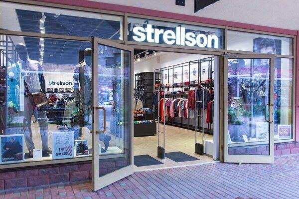 sports shoes 7bca0 1e741 Clothing store Strellson, Russia, Village Lapshinka, вл8к1 ...