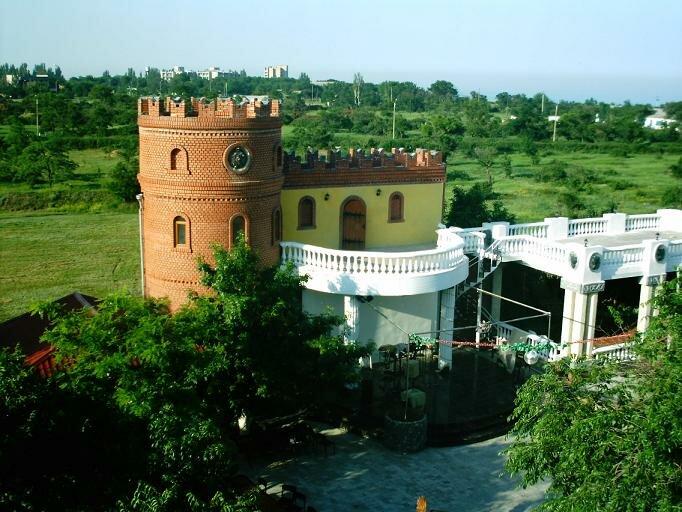 Отель Багира