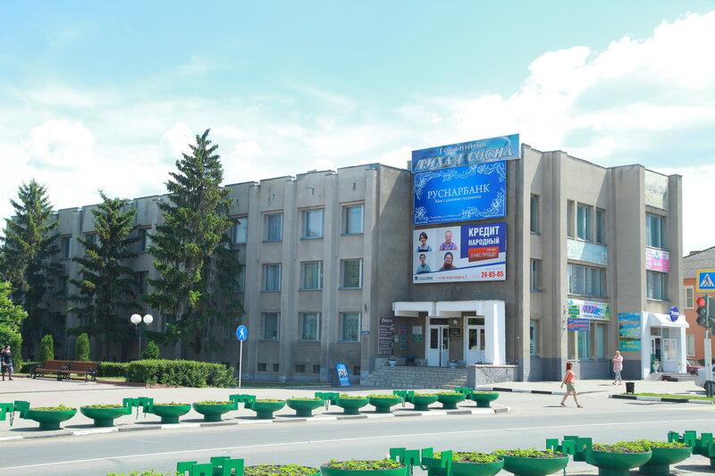 Тихая Сосна, структурное подразделение АО Авантаж Сервис