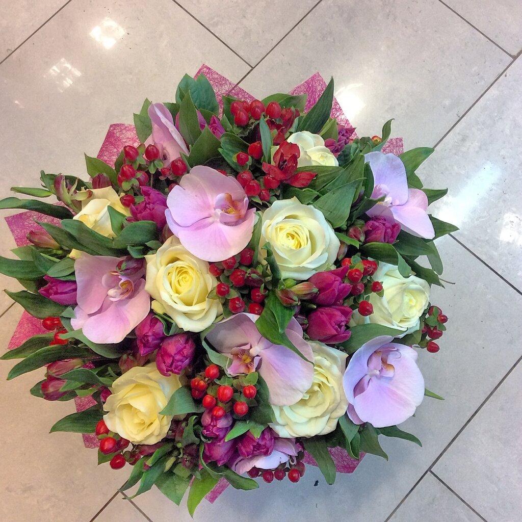 магазин цветов — Пион — Москва, фото №1