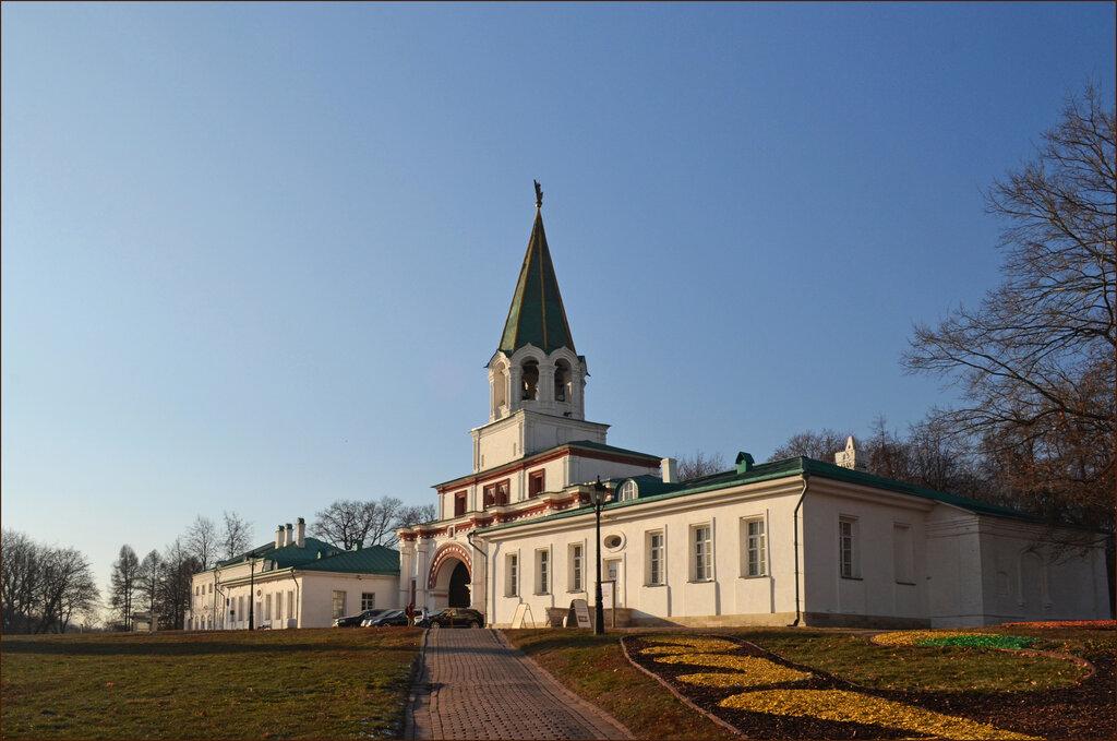 лесопарк, заповедник — Музей-заповедник Коломенское — Москва, фото №8
