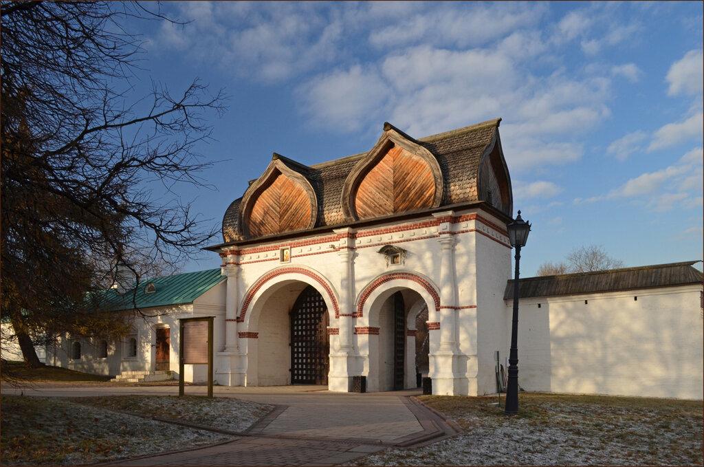 лесопарк, заповедник — Музей-заповедник Коломенское — Москва, фото №10