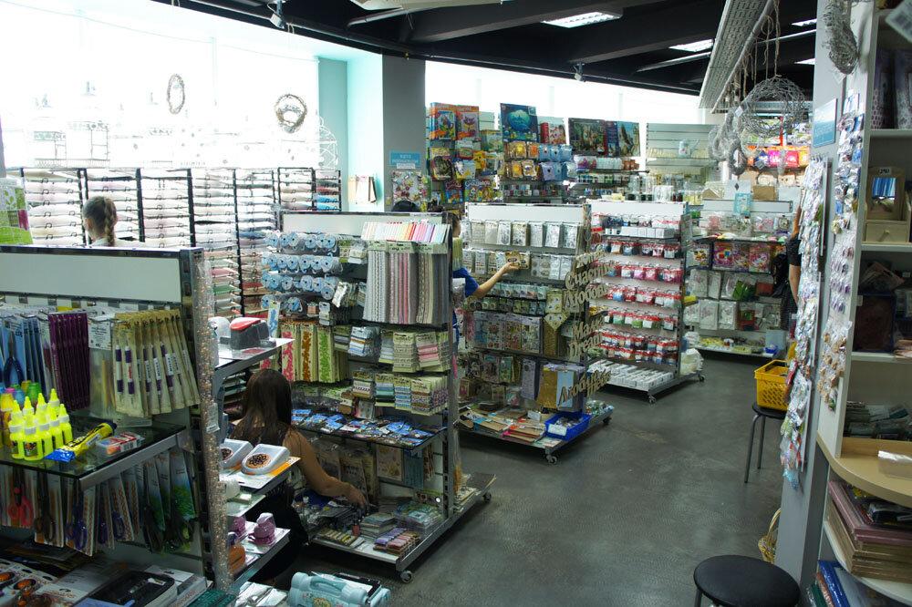 Магазины Товаров Для Творчества Хабаровск
