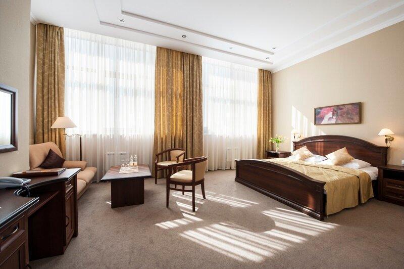 гостиница — Отель Heliopark Residence — Пенза, фото №3