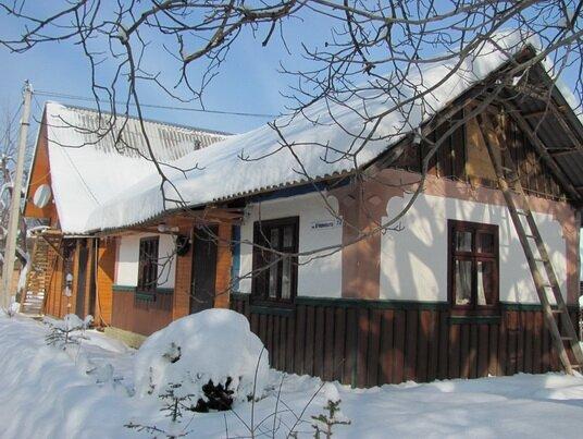 Мини турбаза-усадьба Карпатский рай