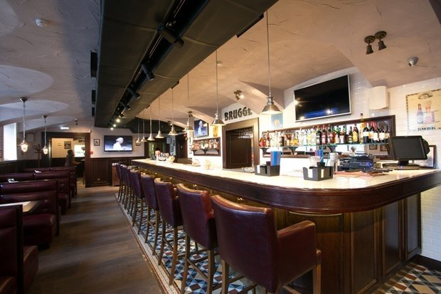 restaurant — Belgisky gastronomichesky pab Brugge — Saint Petersburg, фото №4