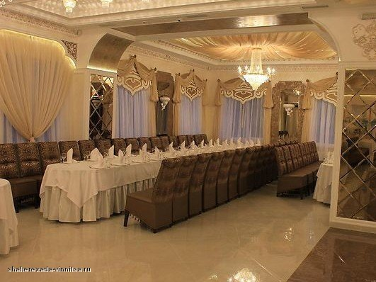 Гостиница Шехерезада