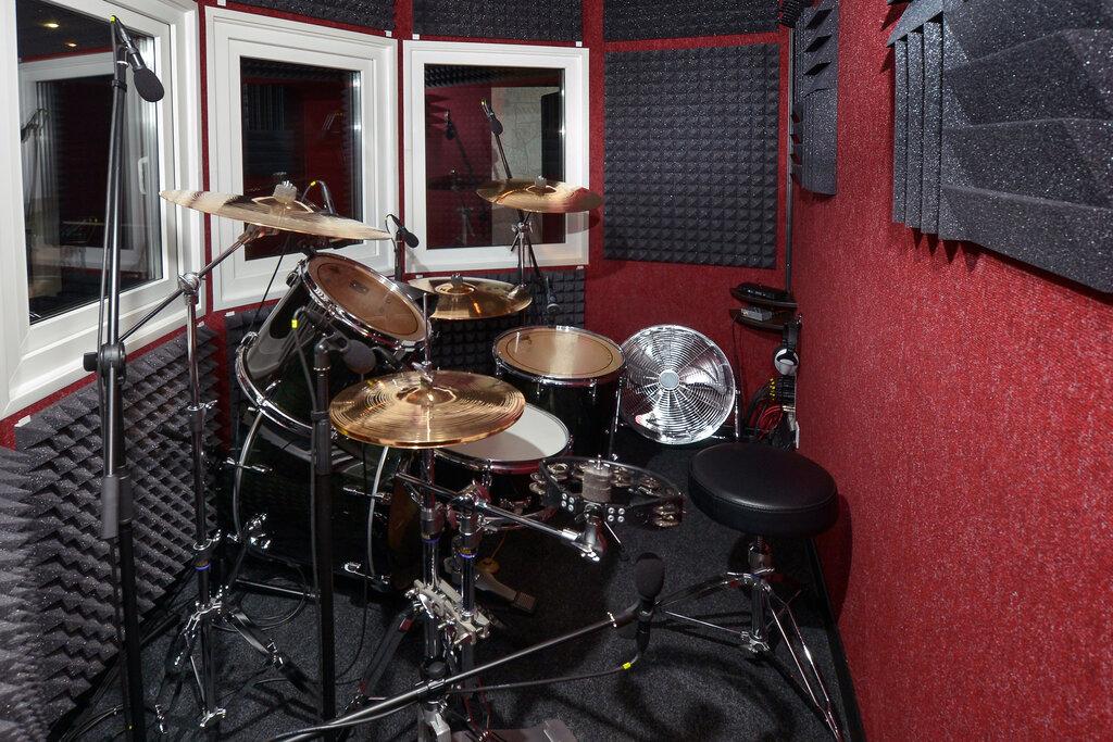 студия звукозаписи — Репетиционная база и студия звукозаписи Alterika — Тольятти, фото №4