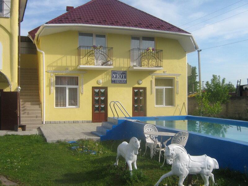 Uyut Mini-hotel Uzhgorod