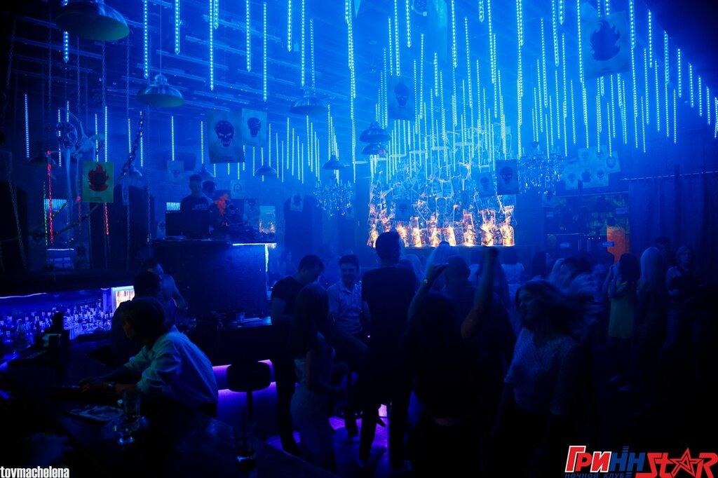 Ночной клуб грин стар орел бары клубы москва центр