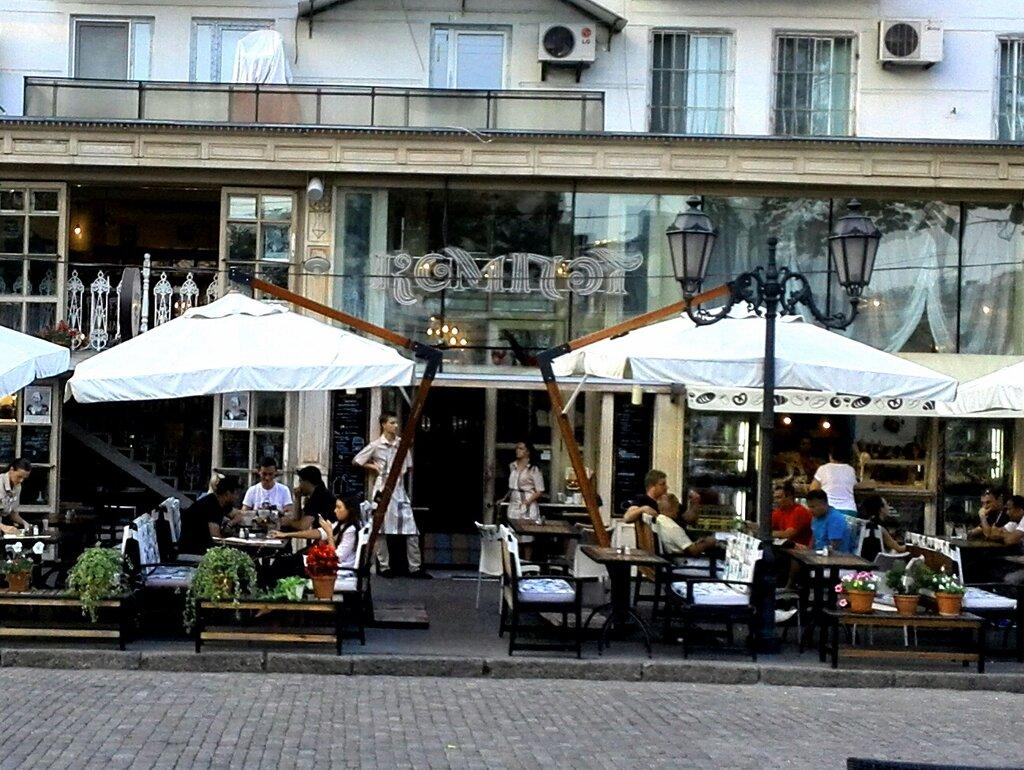 кафе — Кафе Компот — Одесса, фото №4