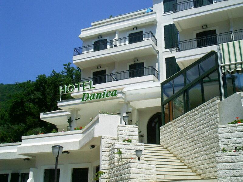 Гостиница Даница