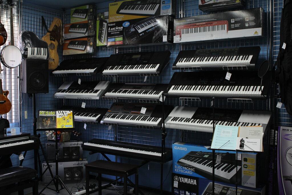 музыкальный магазин — Динатон — Москва, фото №10