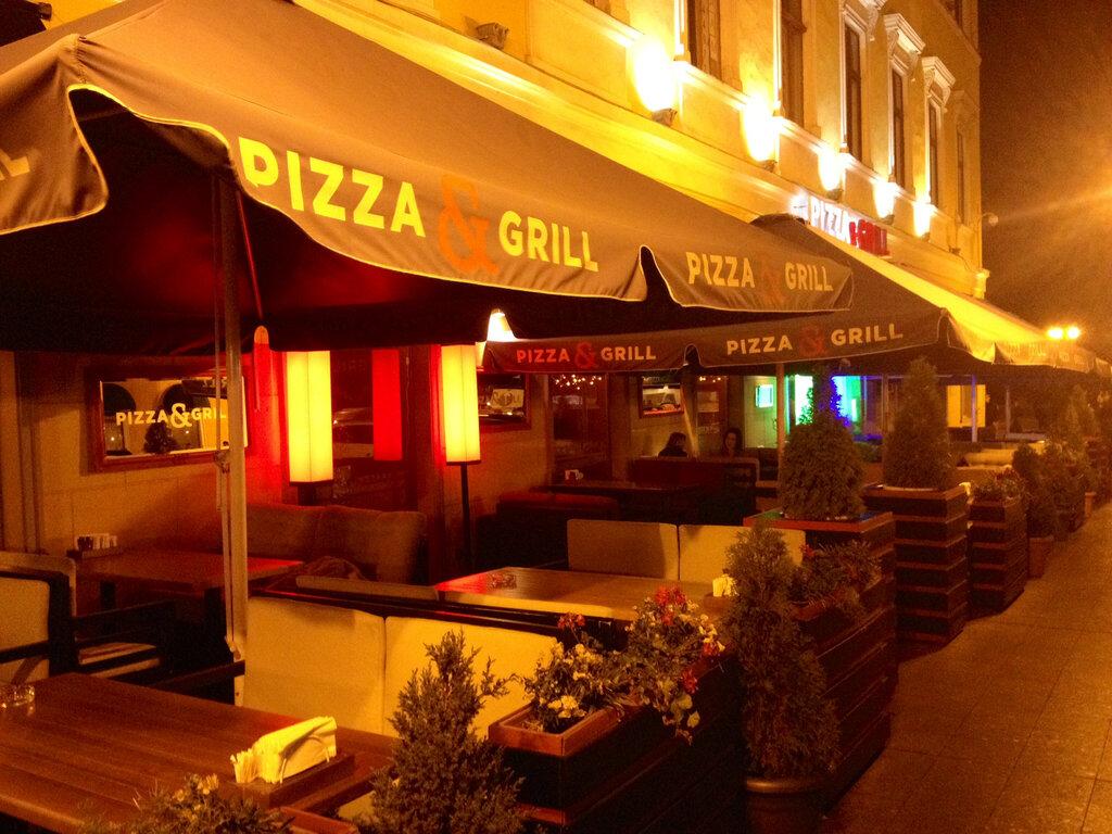 пиццерия — Pizza & Grill — Одесса, фото №3