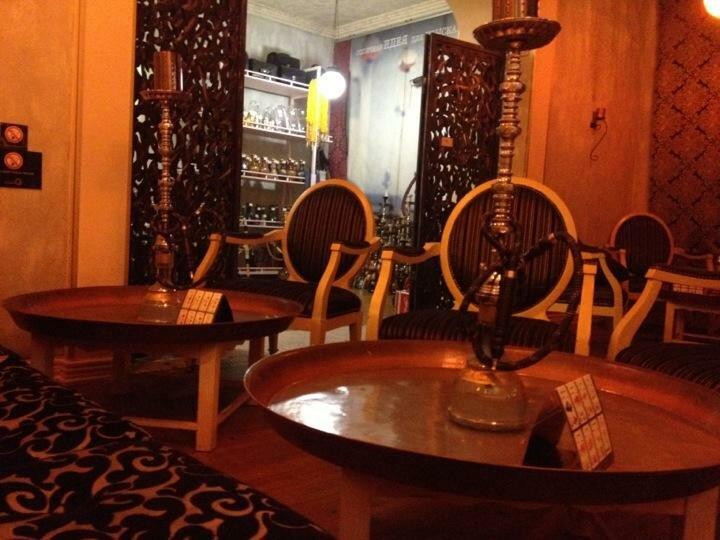 кальян-бар — Кафе-бутик Кальянная 1 — Одесса, фото №4