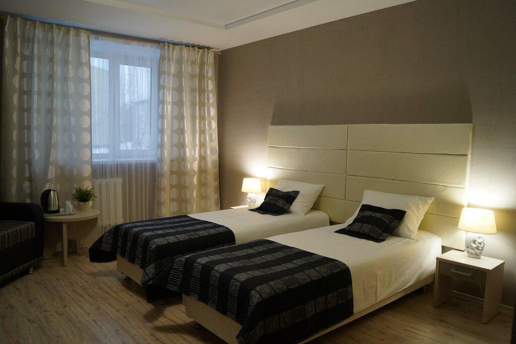 гостиница — Отель МиниГостини — Тюмень, фото №1