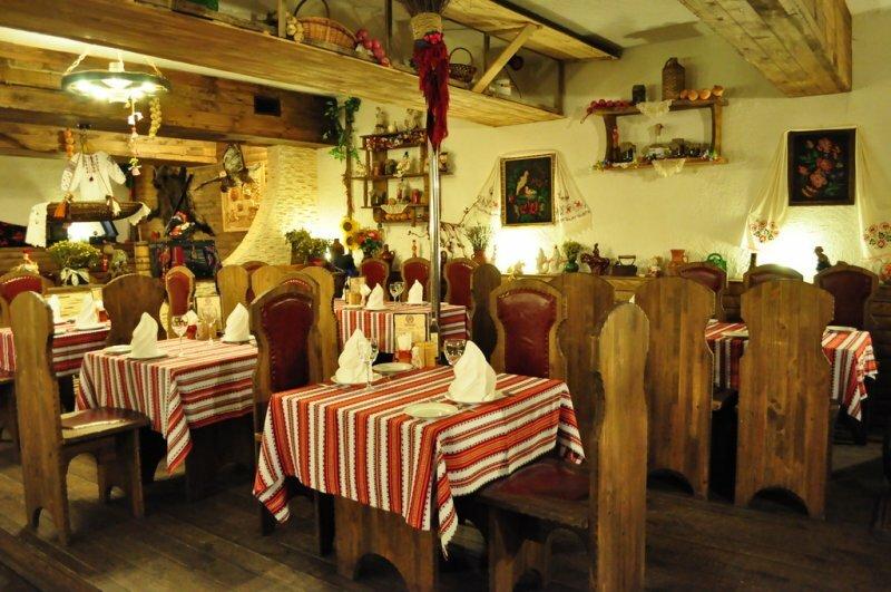 ресторан — Ресторан Мітла — Київ, фото №2
