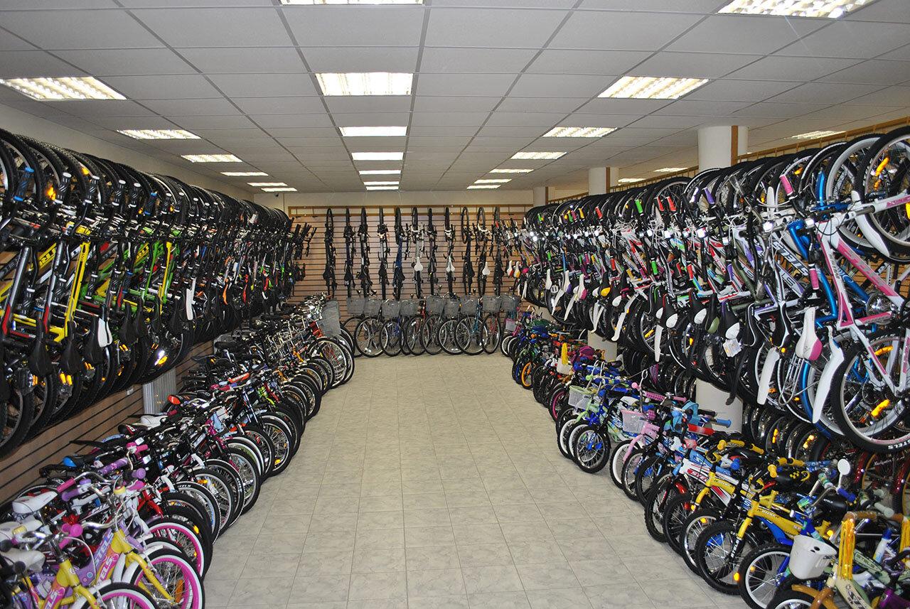 Магазин Велосипедов На Водном Стадионе