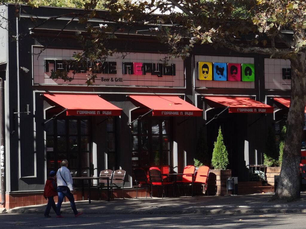 ресторан — Американский пивной ресторан Горячие перцы — Одесса, фото №10