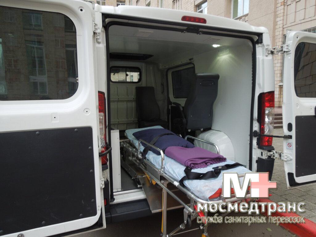 скорая медицинская помощь — МосМедТранс — Москва, фото №8