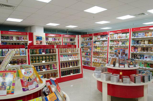 книжный магазин — Книжный клуб — Минск, фото №1