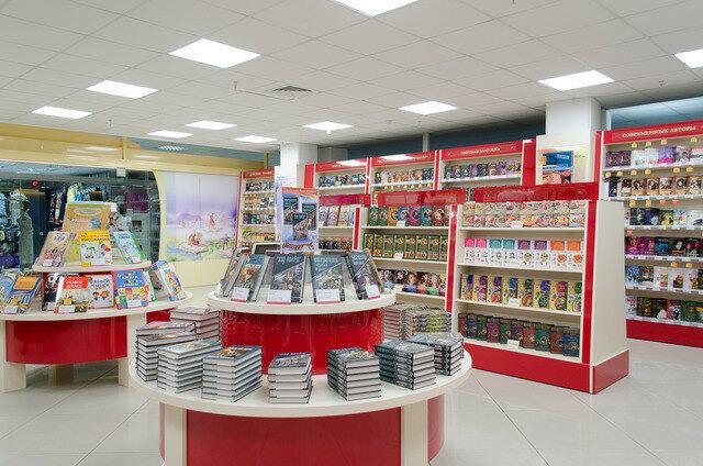 книжный магазин — Книжный клуб — Минск, фото №2